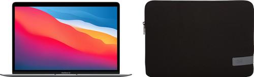 Apple MacBook Air (2020) MGN73N/A Space Gray + Case Logic Reflect sleeve Main Image