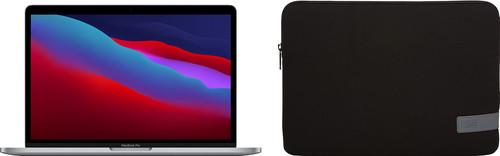 "Apple MacBook Pro 13"" (2020) 16GB/256GB Apple M1 Space Gray + Case Logic Reflect Sleeve Main Image"