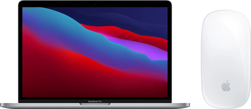 """Apple MacBook Pro 13"""" (2020) MYD82N/A Space Gray + Apple Magic Mouse 2 Main Image"""