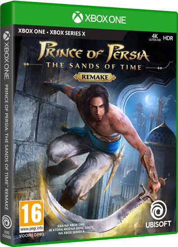 Prince of Persia: The Sands of Time Remake Xbox Series X en Xbox One Main Image