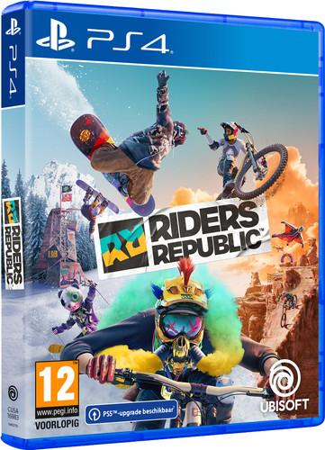 Riders Republic PS4 Main Image