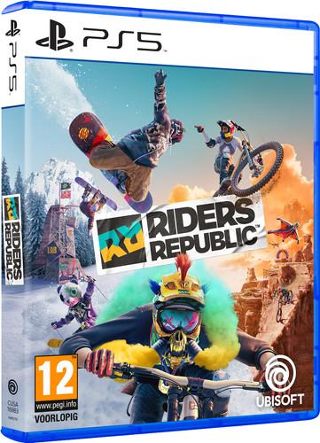 Riders Republic PS5 Main Image