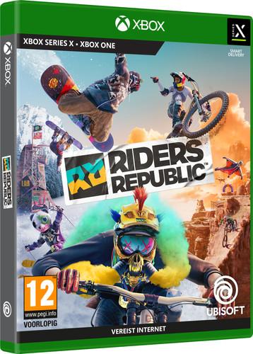 Riders Republic Xbox Series X en Xbox One Main Image