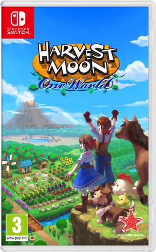 Harvest Moon: One World Main Image