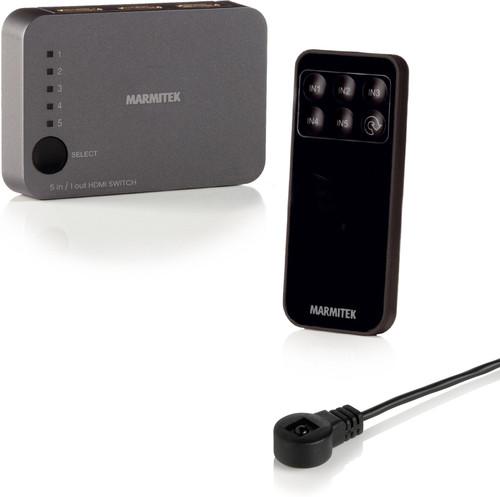 Marmitek Connect 350 UHD HDMI Switch Main Image