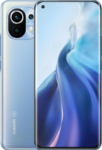 Xiaomi Mi 11 256GB Blue 5G Main Image