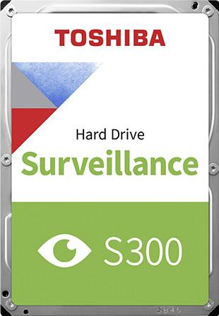 Toshiba S300 Surveillance Hard Drive 2TB HDWT720UZSVA Main Image