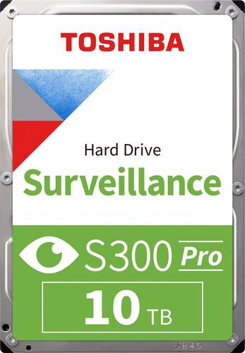 Toshiba S300 PRO Surveillance Hard Drive 10TB HDWT31AUZSVA Main Image