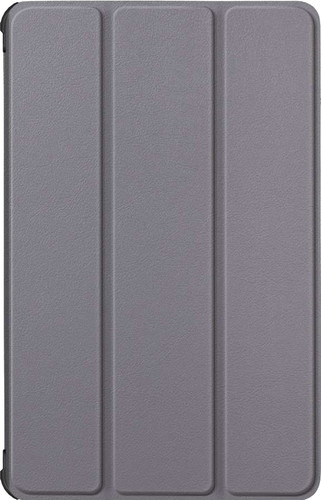 Just in Case Tri-Fold Lenovo Tab P11 Book Case Grijs Main Image