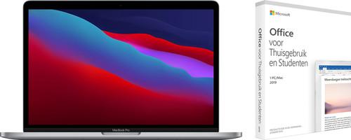 "Apple MacBook Pro 13"" (2020) 16GB/256GB Apple M1 Space Gray + Microsoft Office 2019 Main Image"