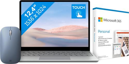 Microsoft Surface Laptop Go - i5 - 8GB - 128GB + Ready to Work Bundle Main Image