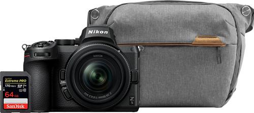 Nikon Z5 + 24-50mm f/4-6.3 Starter Kit Main Image