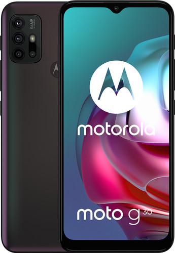 Motorola Moto G30 128GB Black Main Image