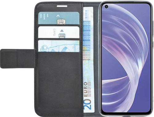 Azuri Wallet OPPO A73 Book Case Zwart Main Image