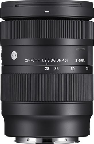 Sigma 28-70mm f/2.8 DG DN Contemporary Sony E-mount Main Image