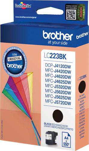 Brother LC-223 Cartridge Black Main Image