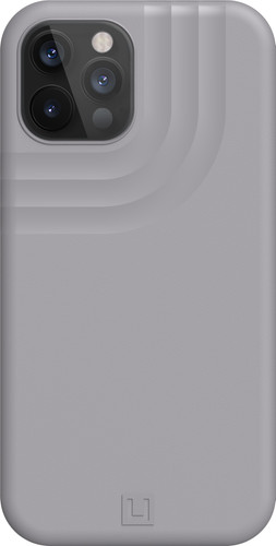 UAG Anchor Apple iPhone 12 / 12 Pro Back Cover Grijs Main Image