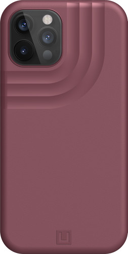 UAG Anchor Apple iPhone 12 / 12 Pro Back Cover Paars Main Image