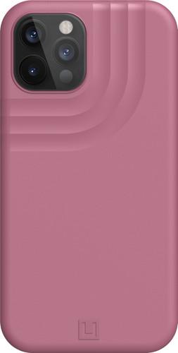UAG Anchor Apple iPhone 12 / 12 Pro Back Cover Roze Main Image