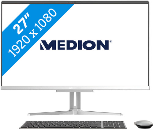 Medion Akoya E27401-i5-1024-F16 All-in-one Main Image