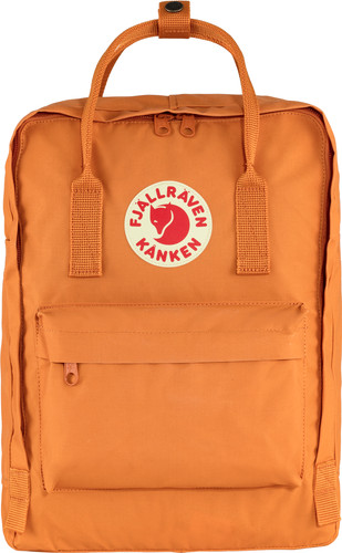 Fjällräven Kånken Spicy Orange 16L Main Image