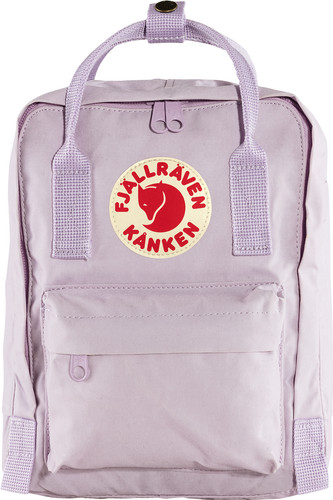 Fjällräven Kånken Mini Pastel Lavender 7L - Children's backpack Main Image