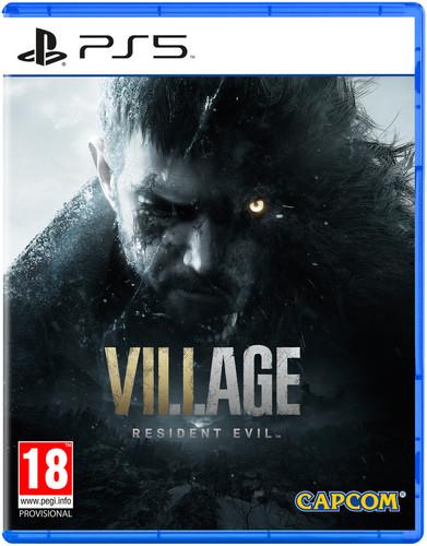 Resident Evil Village PS5 Main Image