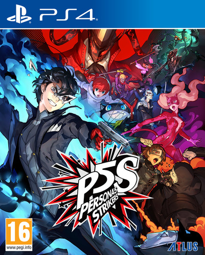 Persona 5 Strikers PS4 - Limited Edition Main Image