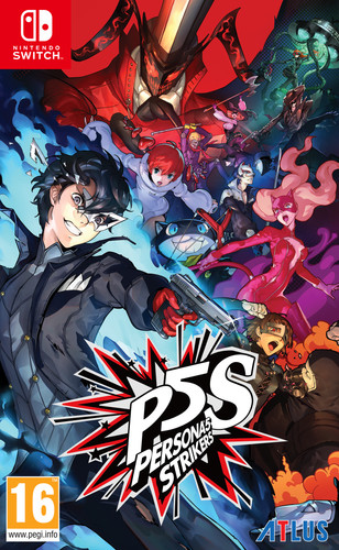 Persona 5 Strikers Nintendo Switch - Limited Edition Main Image
