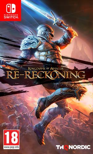 Kingdoms of Amalur Re-Reckoning Nintendo Switch Main Image