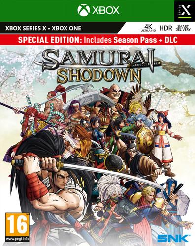 Samurai Shodown Special Edition Xbox Series X Main Image