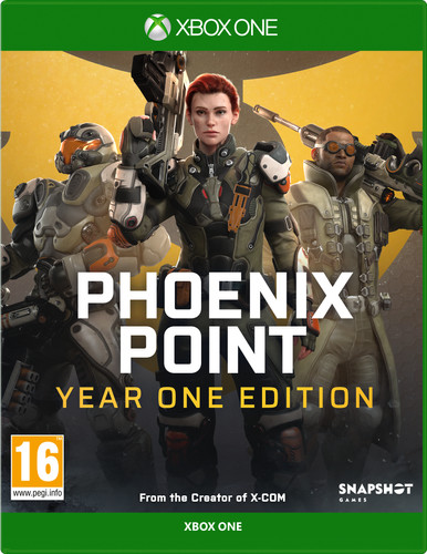 Phoenix Point Year One Edition Xbox One Main Image