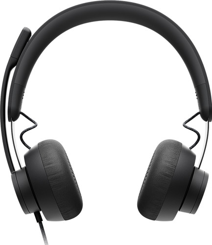 Logitech Zone Teams Wired Office Headset Main Image