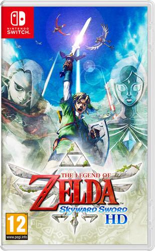 Legend of Zelda: Skyward Sword Main Image