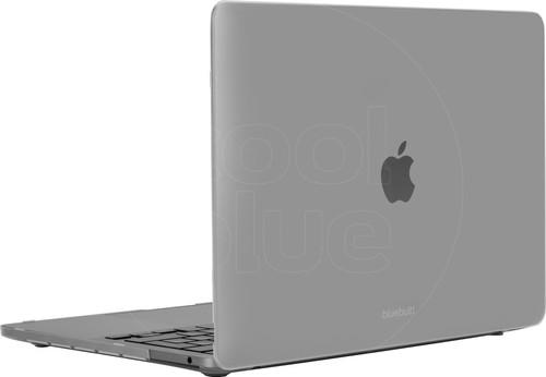 "BlueBuilt Hardcase Macbook Pro 13"" Transparant Main Image"