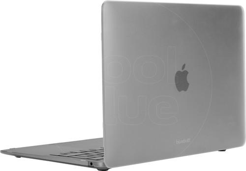 "BlueBuilt Hardcase Macbook Air 13"" Transparant Main Image"