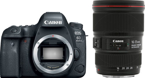 Canon EOS 6D Mark II + EF 16-35mm f/4L IS USM Main Image