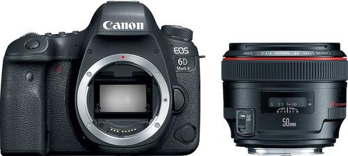 Canon EOS 6D Mark II + EF 50mm f/1.2L USM Main Image
