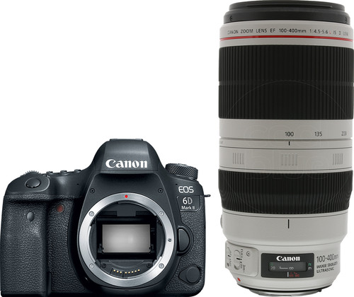Canon EOS 6D Mark II + EF 100-400mm f/4.5-5.6L IS II USM Main Image