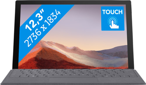 Microsoft Surface Pro 7 - i5 - 8GB - 128GB Main Image