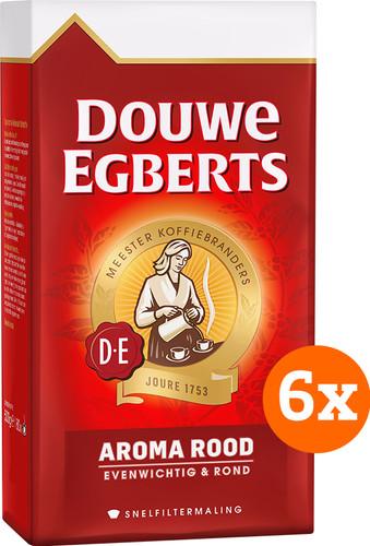 Douwe Egberts Aroma Rood Quick Filter Grind 3kg Main Image