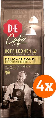 Douwe Egberts Café Delicaat Rond Beans 2kg Main Image