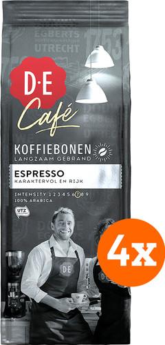 Douwe Egberts Café Espresso Beans 2kg Main Image