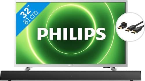 Philips 32PFS6855 + Soundbar + HDMI kabel Main Image