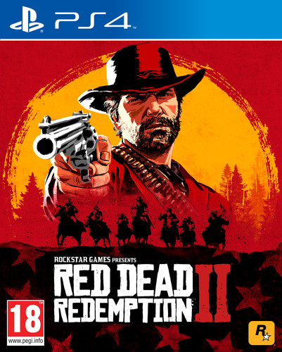 Red Dead Redemption 2 PS4 Main Image