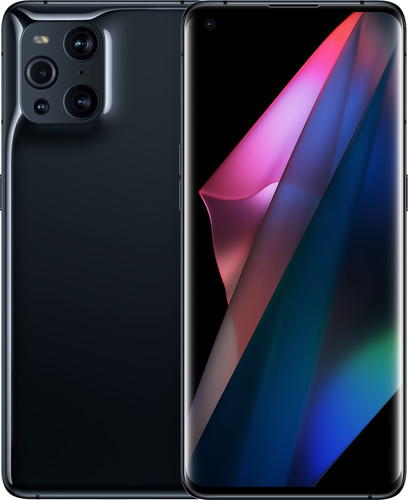 OPPO Find X3 Pro 256GB Black 5G Main Image