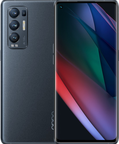 OPPO Find X3 Neo 256GB Black 5G Main Image