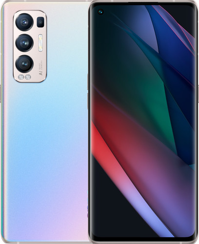 OPPO Find X3 Neo 256GB Silver 5G Main Image