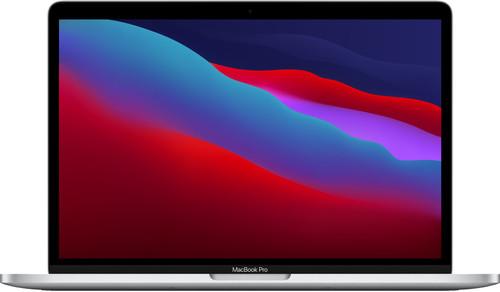"Apple MacBook Pro 13"" (2020) 16GB/256GB Apple M1 Zilver Main Image"