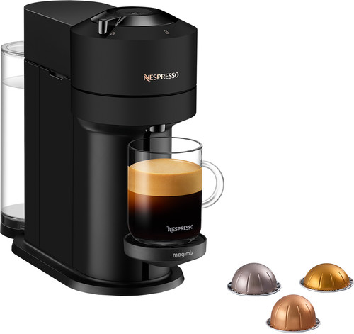 Magimix Nespresso Vertuo Next Matte Black Main Image